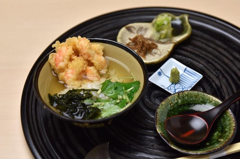 天ぷら屋の
